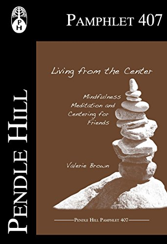 Book cover: Living from the Center